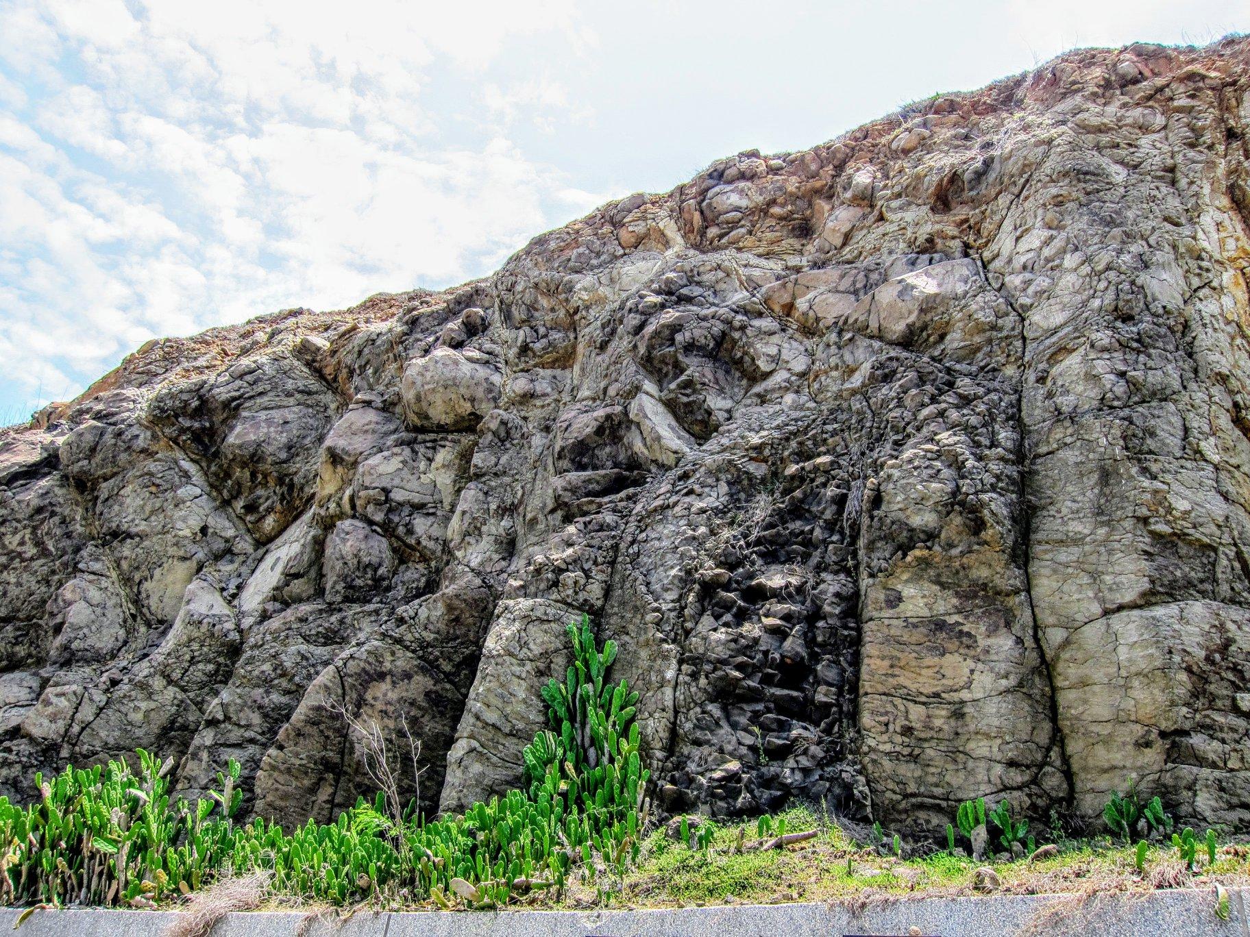 2018 菊島黑石采風 1-小門沙灘玄武岩